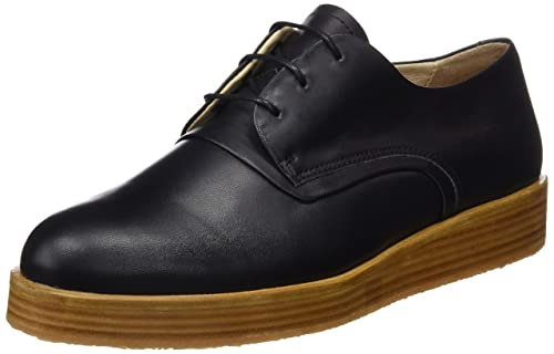 Neosens Women's S060 Restored Skin Ebony/Baco Oxfords From China Free Shipping Low Price Pictures Outlet Free Shipping For Sale Finishline aEfFbR6D