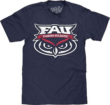 NCAA FAU Owls T-Shirt V1