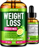 Weight Loss Drops - Appetite Suppressant for Women & Men - Made in The USA - Natural Metabolism Booster - Fast Weight…