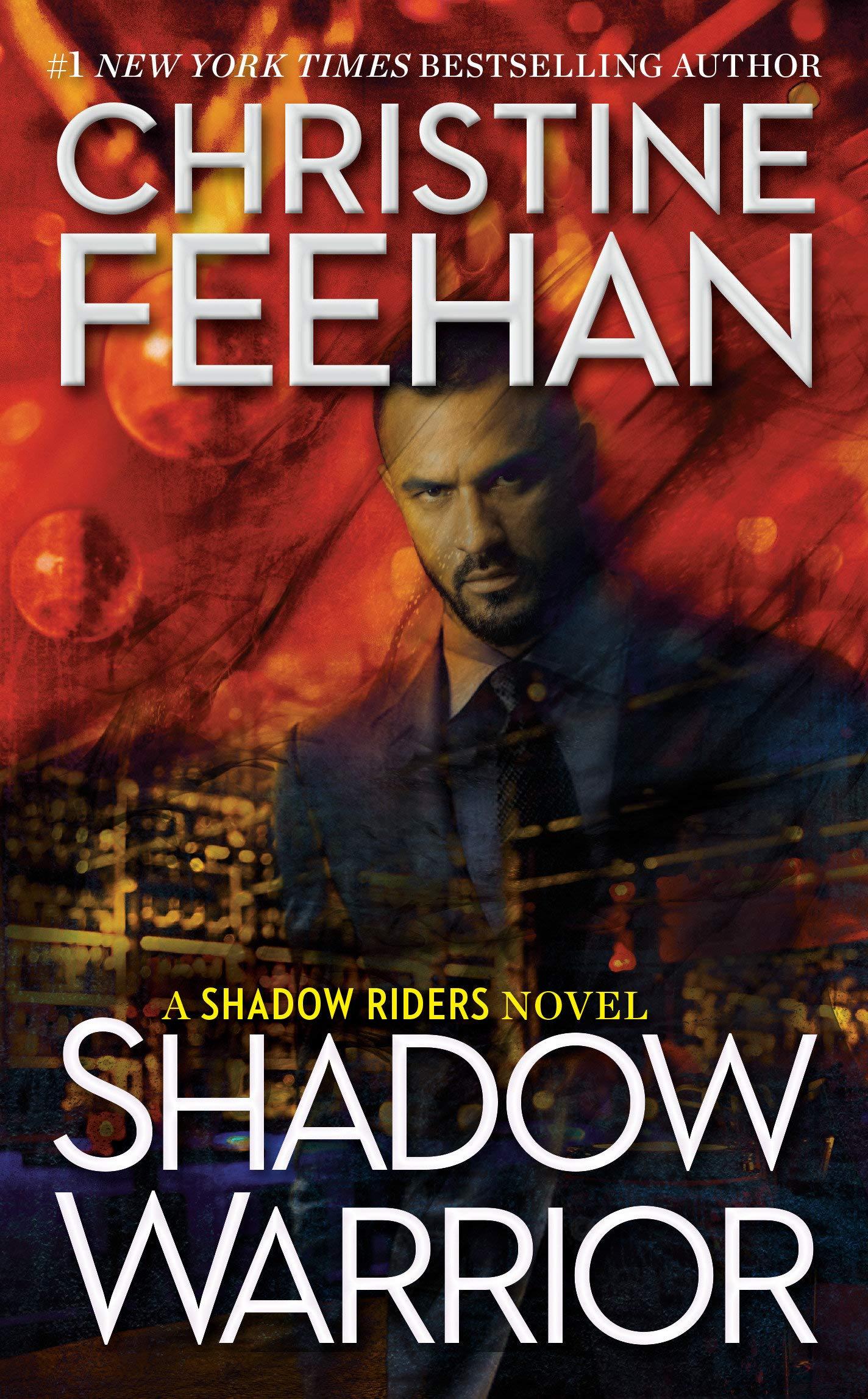 Shadow Warrior (A Shadow Riders Novel): Christine Feehan