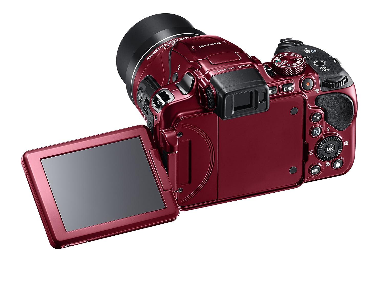 Nikon CoolPix B700 - Cámara Digital de 20.3 megapíxele