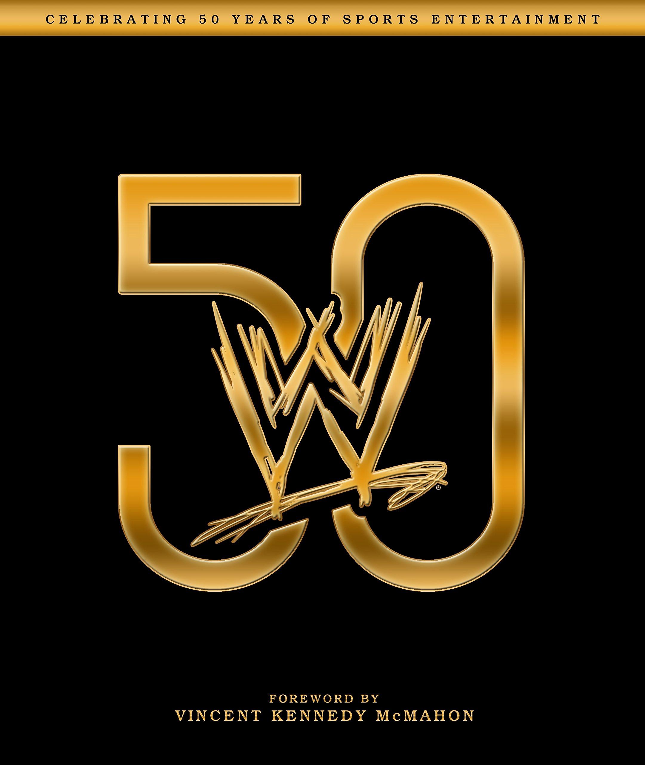 Read Online WWE 50 PDF