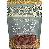 Artisan Salt Company Alaea Red Hawaiian-style Sea Salt, Coarse, Zip-Top Pouch, 4 Ounce