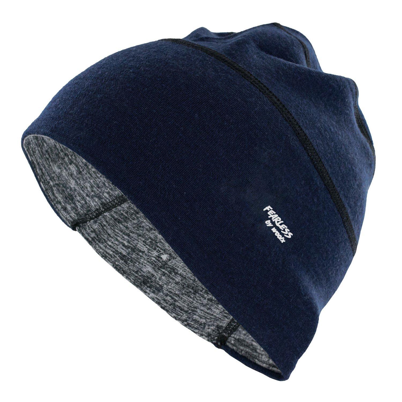 Woolx Women's Lexie Beanie, Alaskan Blue, One Size