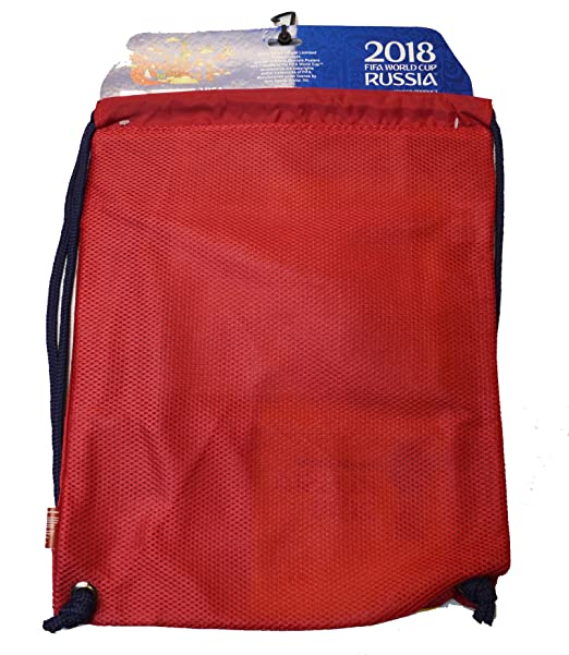 Spain FIFA  Russia 2018 World Cup Soccer Official Licensed Cinch Bag espana