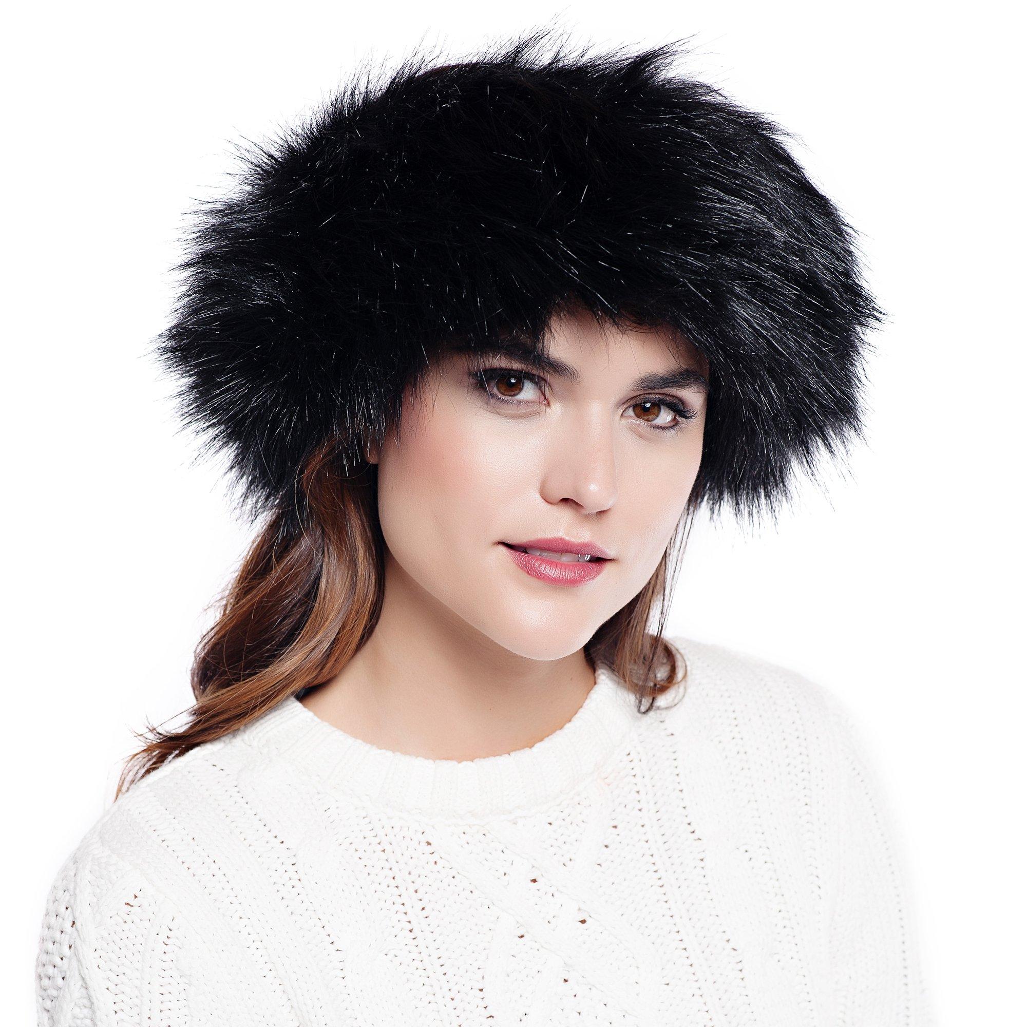 Donna Salyers Fabulous Furs Halo (Black Fox) by Donna Salyers' Fabulous-Furs (Image #2)