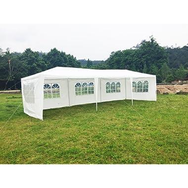 Screen House Instant Gazebo FoldingQuick Pop UpCanopy Escape Shelters 6 Sided