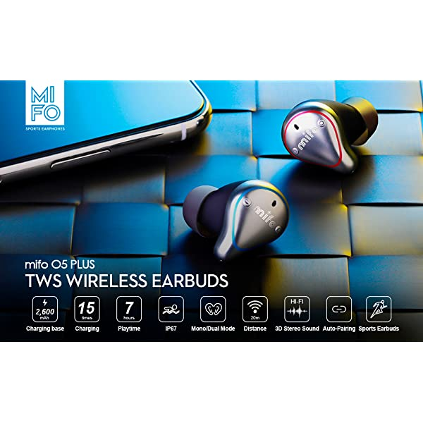TWS Wireless Earbuds