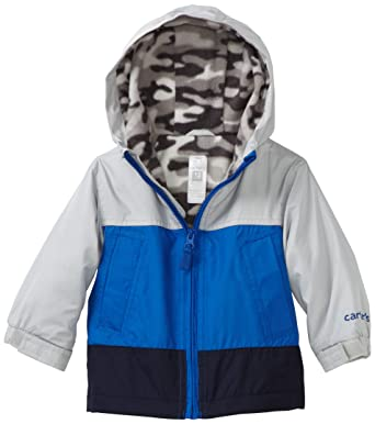 Carters Baby Boys Infant Toddler Parka Outerwear Jacket