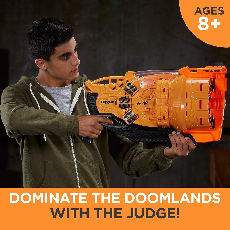 Import B8571 Nerf Doomlands The Judge Hasbro