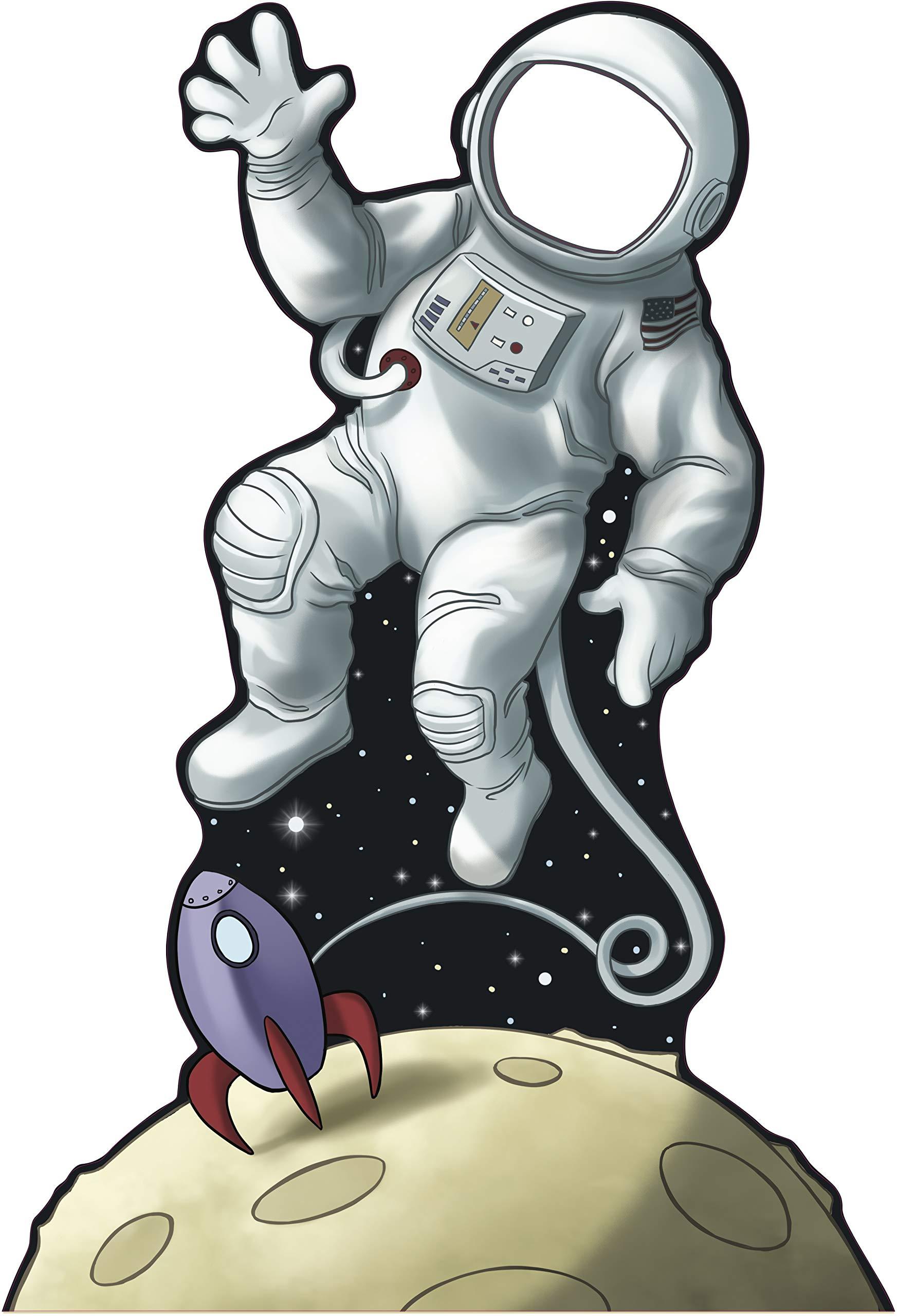 4 ft. 2 in. Astronaut Photo Op