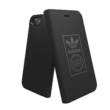 a7ae5cf7ec 【アディダス公式ライセンスショップ】アディダスオリジナルス iPhone7ケース 手帳型 ブラック [Originals