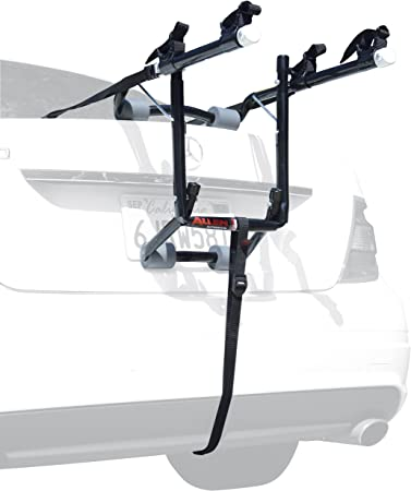 New 2 Bike Bicycle Carrier Car Cycle Rack Rear Mount for FORD FOCUS  SHAPE