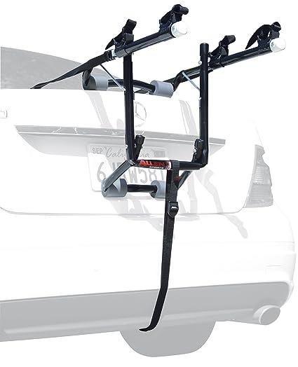 Trunk Mount Bike Rack >> Allen Sports Deluxe 2 Bike Trunk Mount Rack Model 102db