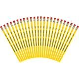 The Board Dudes USA Gold Classic Wood Pencils - 48 Count