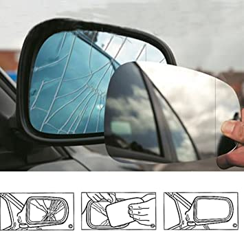 Wing Mirror Glass ConvexUK Passenger Side & Wing Mirror Glass ConvexUK Passenger Side: Amazon.co.uk: Car ...