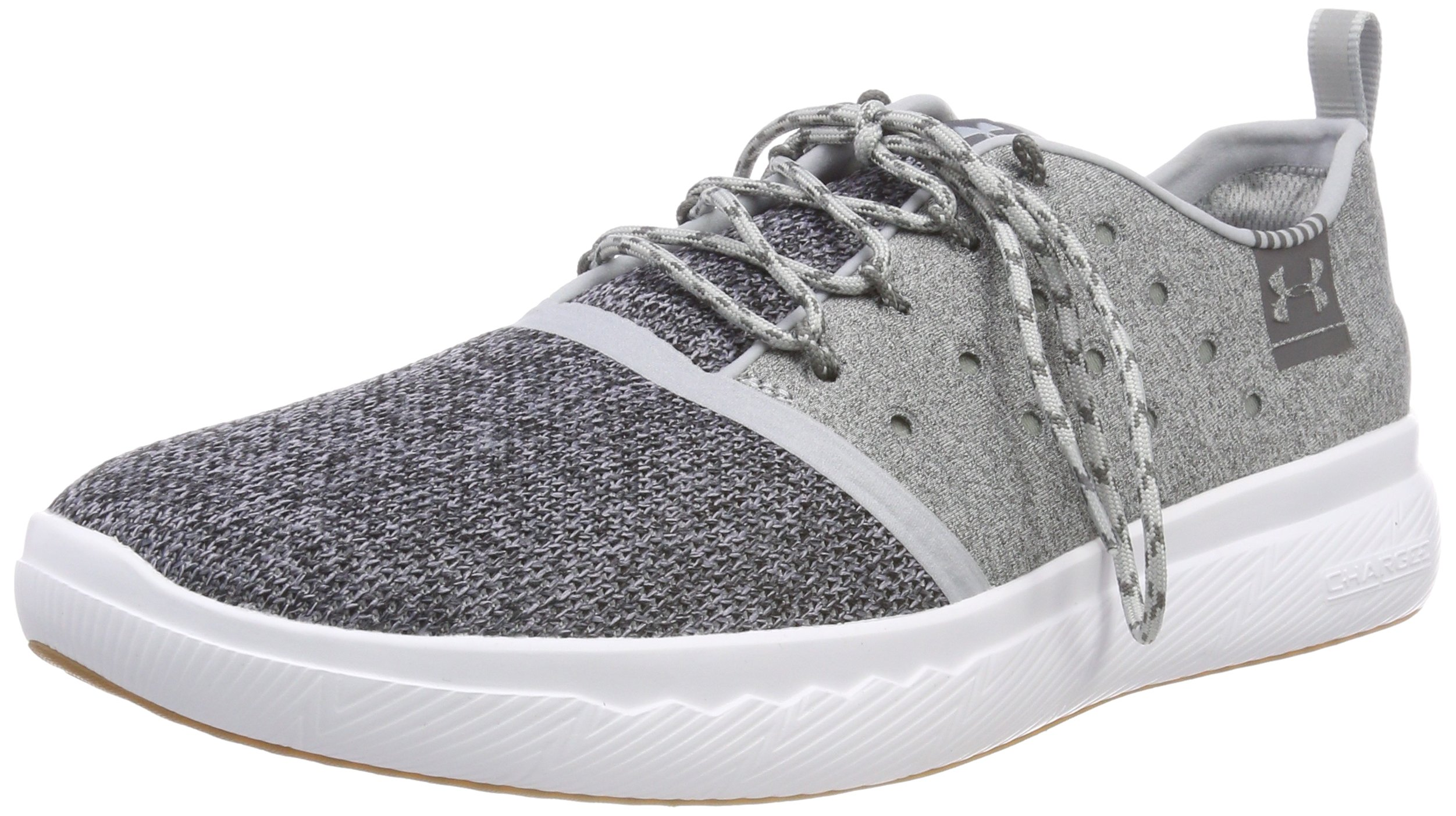 Under Armour Men's Charged 24/7 Low, Overcast Grey, 11.5 D