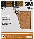 3M Pro-Pak Garnet Sanding Sheets, 80-Grit, 9-Inch by 11-Inch