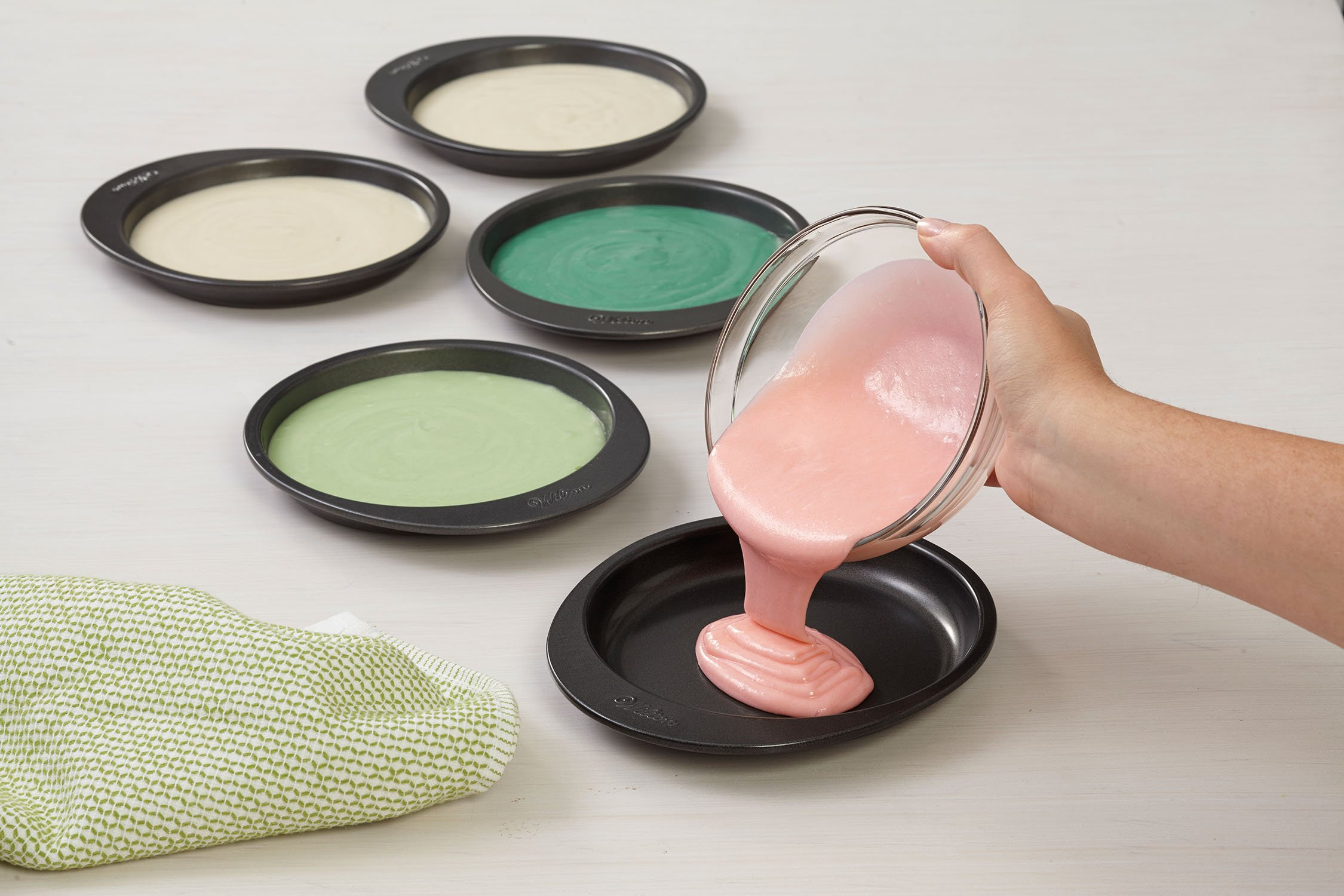 Wilton 2105-0112 Easy Layers! 6 Inch (Set of 5) by Wilton (Image #5)