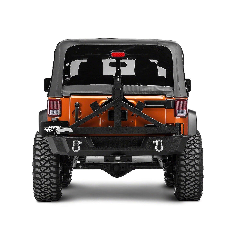 Raxiom Factory GPS Rear Back-up Camera Kit for Jeep Wrangler JK 2007-2018