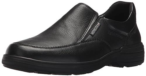 82555c522f60 Mephisto Men s Davy Slip On Shoes Black Leather 41 (US Men s ...