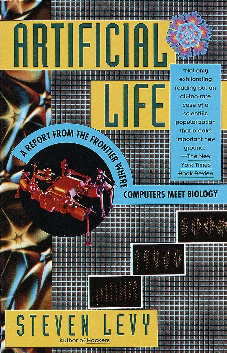 ARTIFICIAL LIFE STEVEN LEVY EBOOK DOWNLOAD