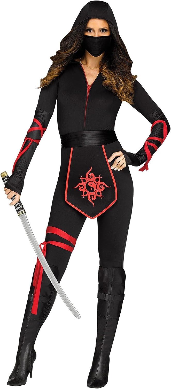 Sexy Ninja Warrior Adult Costume