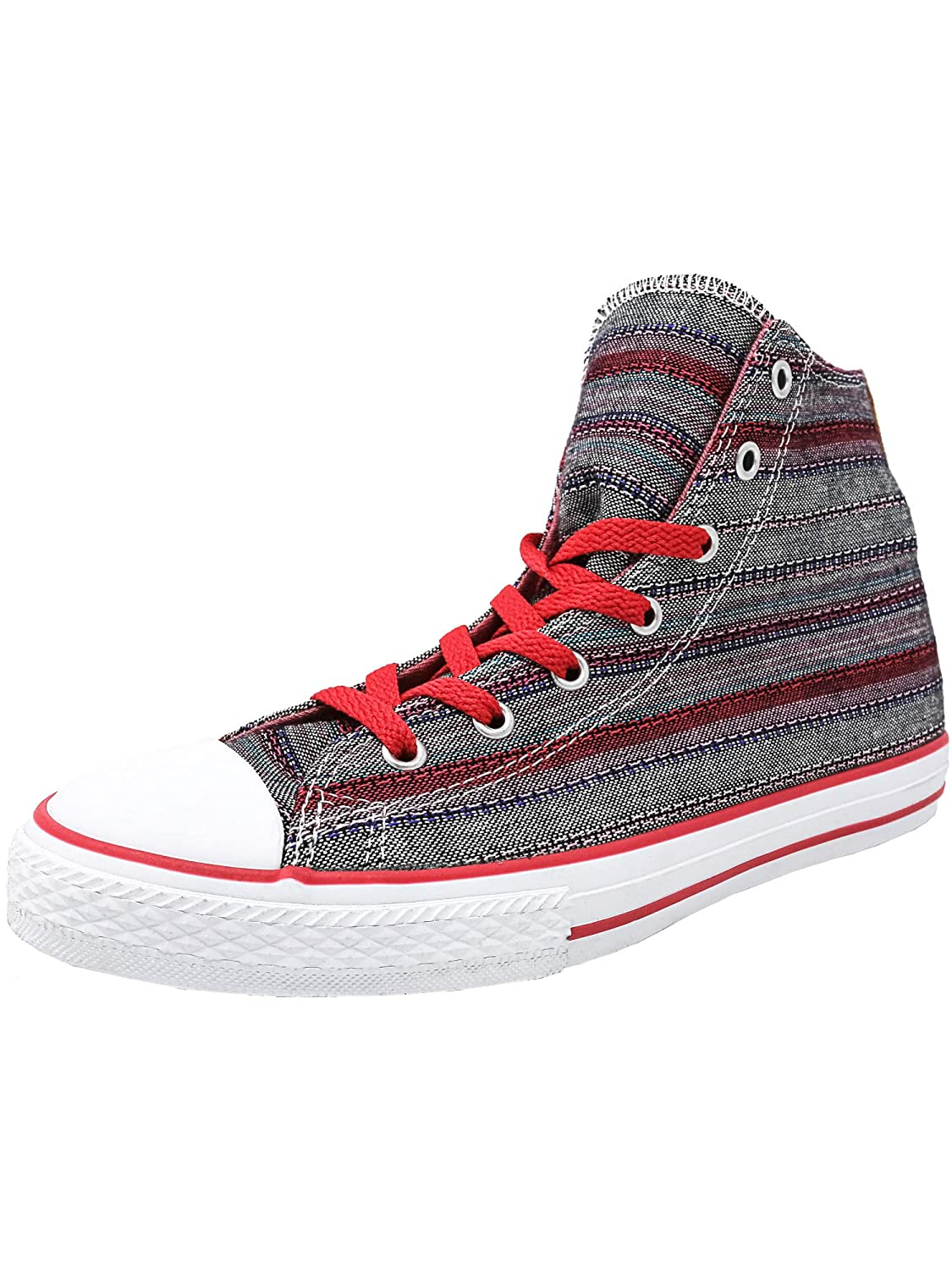 Girls Grade School Converse All Star Hi Summer Crafted Athletic Shoes