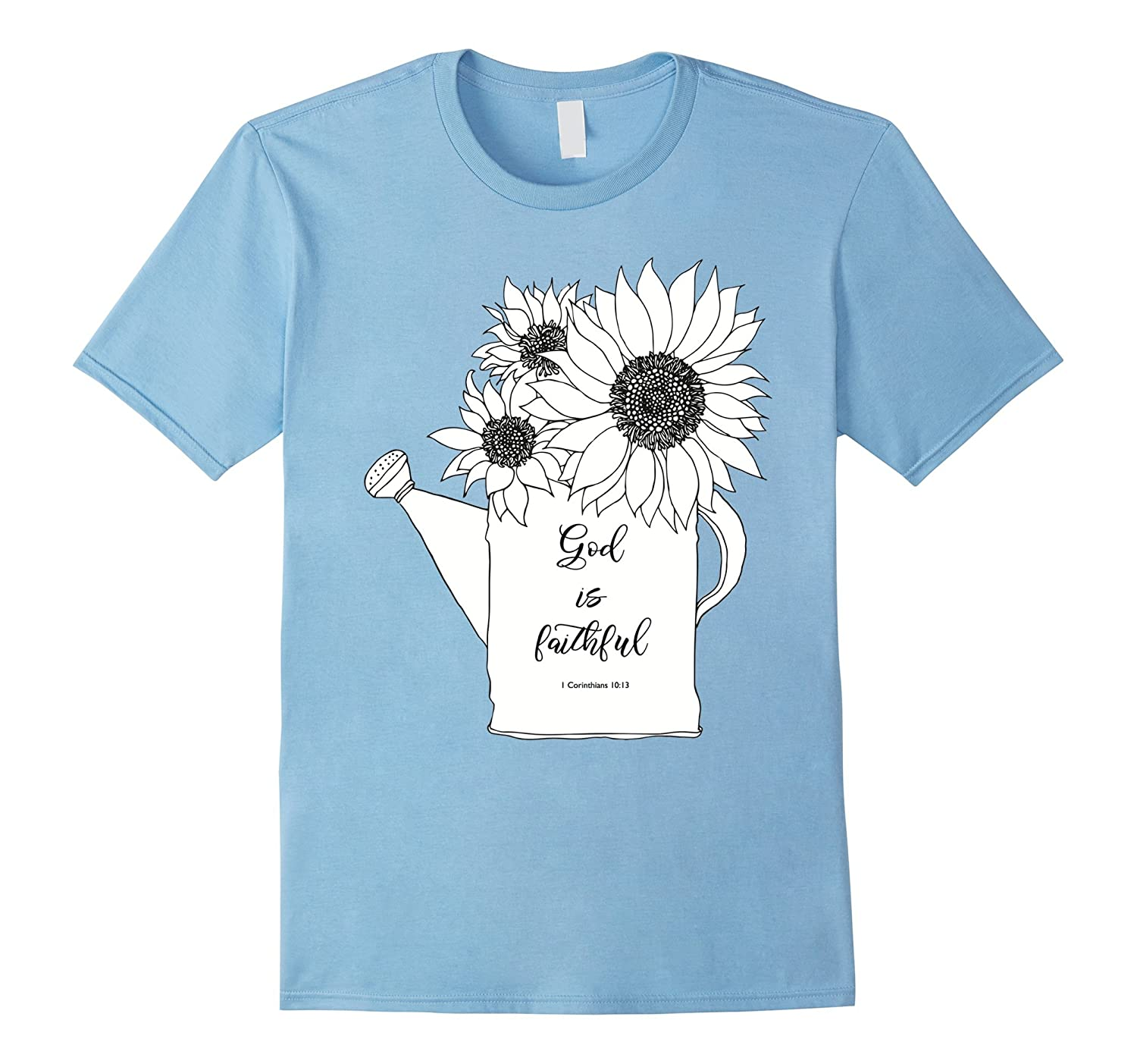 Colorable T-shirt for Adult Coloring Fan Mothers Day Gift-TD