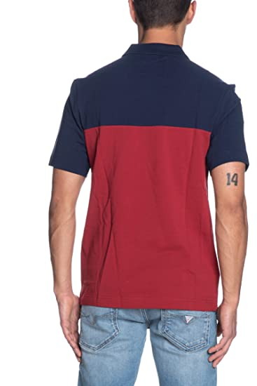 Fred Perry - Polo - para Hombre Rojo XS: Amazon.es: Ropa y accesorios