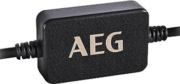 Aeg 97133 Bluetooth Batteriewächter überwacht Autobatterien Mit Kostenfreier App Für I Phone Und Android Auto