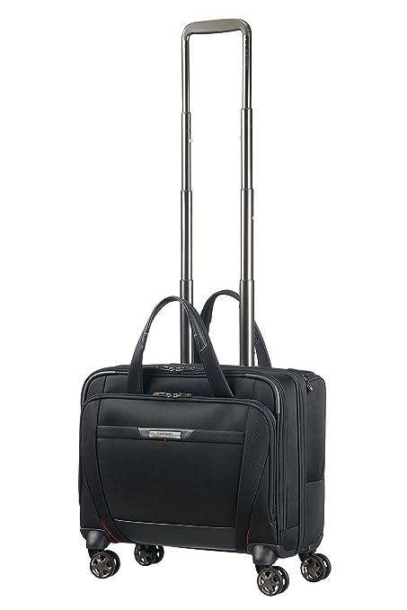 SAMSONITE Pro-DLX 5 44 cm Magnetic Grey 22 Liters Gris Spinner Tote for 15.6 Laptop 3.3 KG Bolso de Viaje