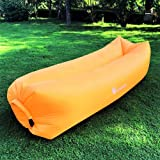 Best Inflatable Lounger Hammock Air Sofa! IDEAL