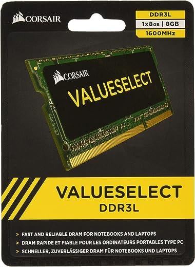 مجموعة فينجينس لذاكرة الأداء (1 x 8GB) CMSO8GX3M1C1600C11