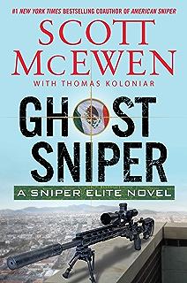 Ghost Sniper A Elite Novel
