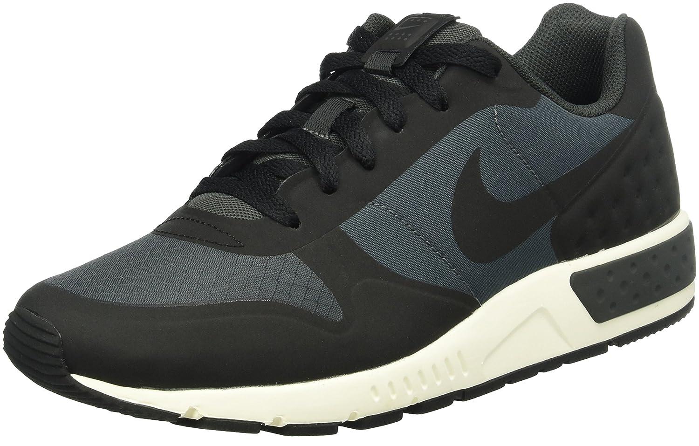 Nike Nightgazer LW, Zapatillas para Hombre 41 EU|Gris (Anthracite/Black-sail 002)