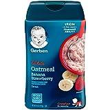 Gerber Lil' Bits Baby Cereal, Oatmeal Banana