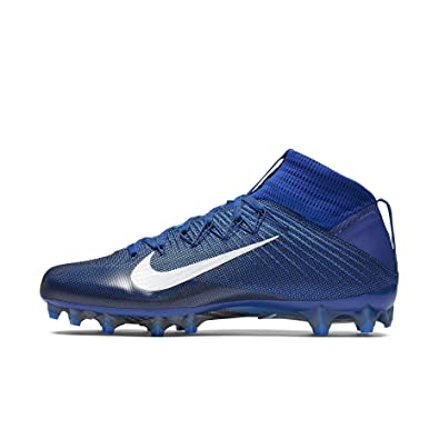 9e7446d37daa Nike Vapor Carbon Untouchable 2 Football Cleats Shoes Blue White Mens Size  10