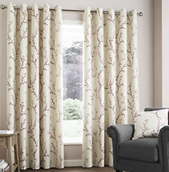 Heath Fully Lined Curtains 66