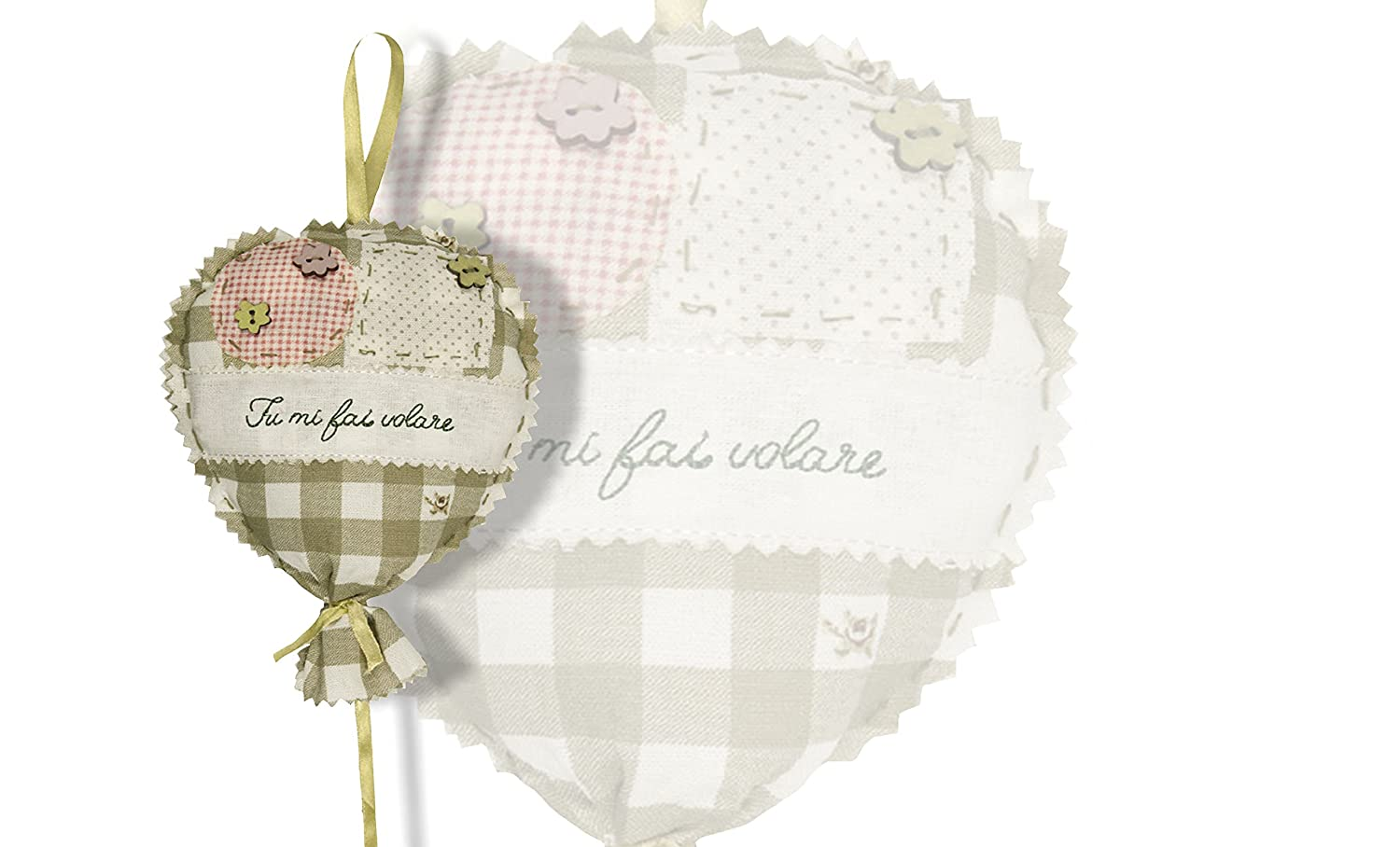 Angelica Home & Country Regalo Almohada, Almohada Decorativa ...
