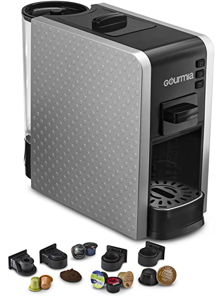 Amazon.com: Gourmia 1 Touch Multi Capsule espresso Coffee ...