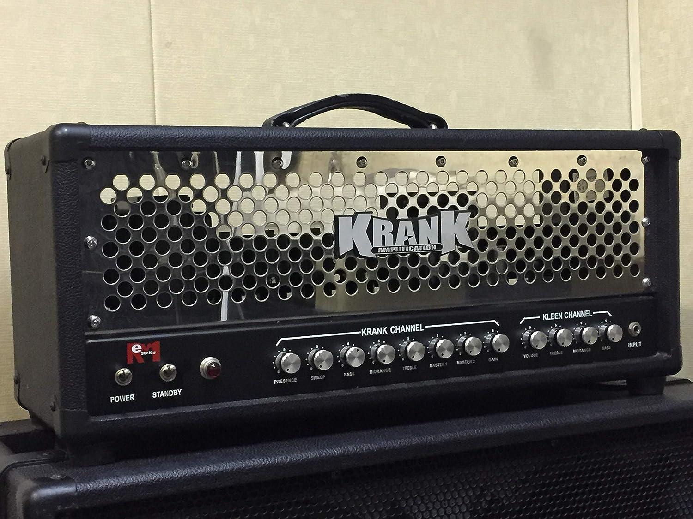 誕生日プレゼント KRANK REVOLUTION 改造あり 1 REVOLUTION 中古 ギターヘッドアンプ 改造あり 中古 B07L79JCVH, 本巣郡:831c8e1b --- lanmedcenter.ru