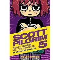 Scott Pilgrim Vol 5 Scott Pilgrim Vs. T