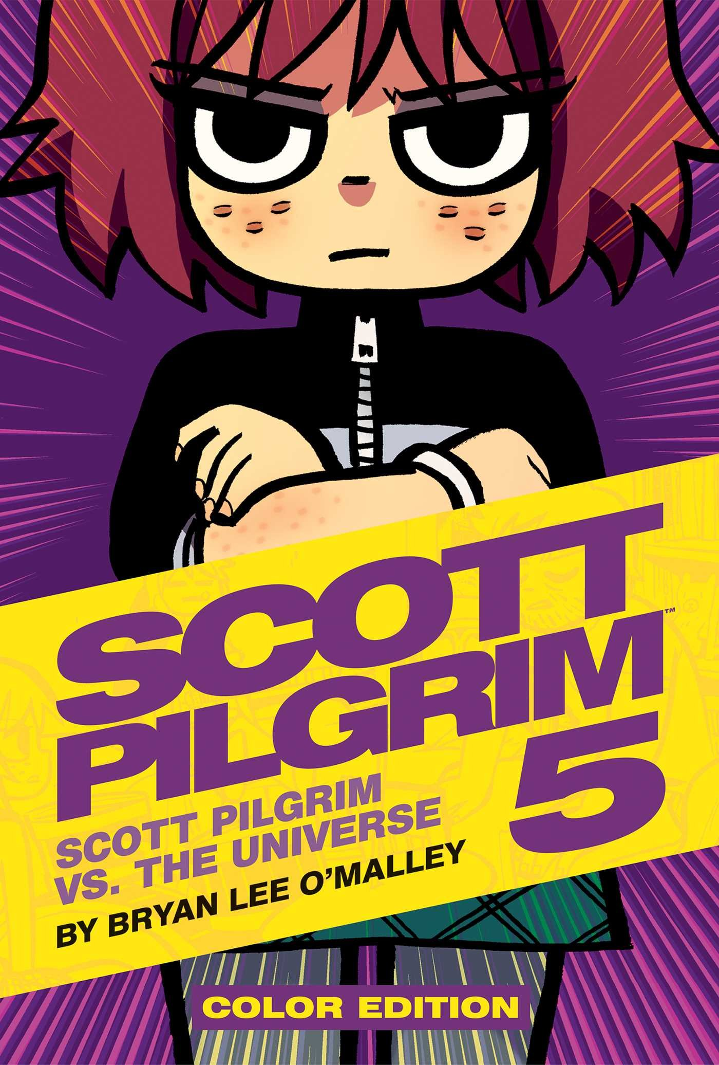 Amazon Scott Pilgrim Vol 5 Scott Pilgrim Vs The Universe