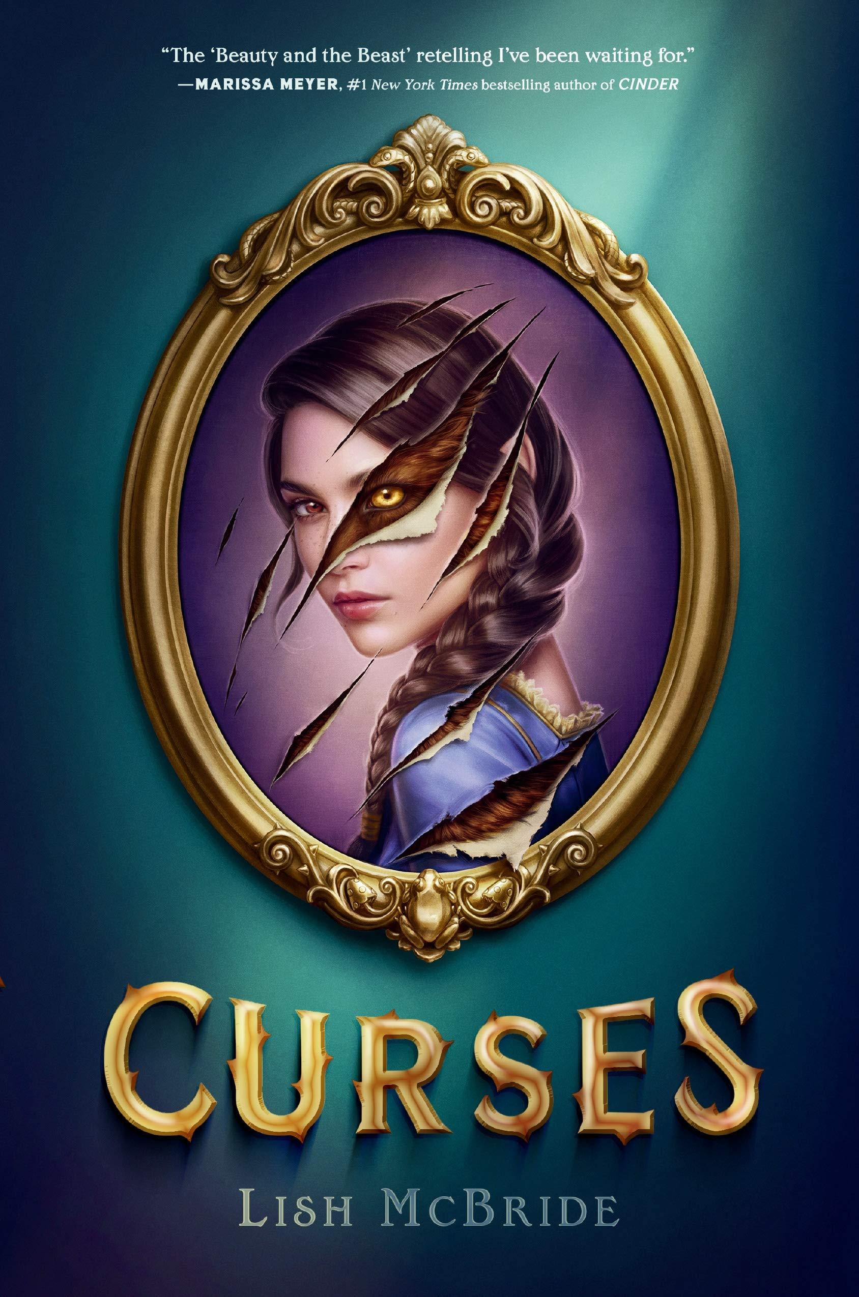 Amazon.com: Curses: 9781984815590: McBride, Lish: Books