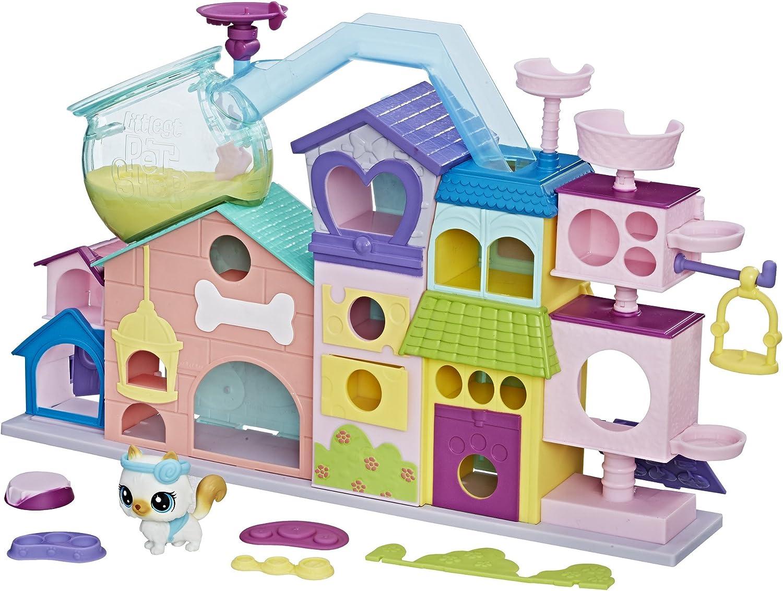 Littlest Pet Shop Pet Partment Play Set (Amazon Exclusive)