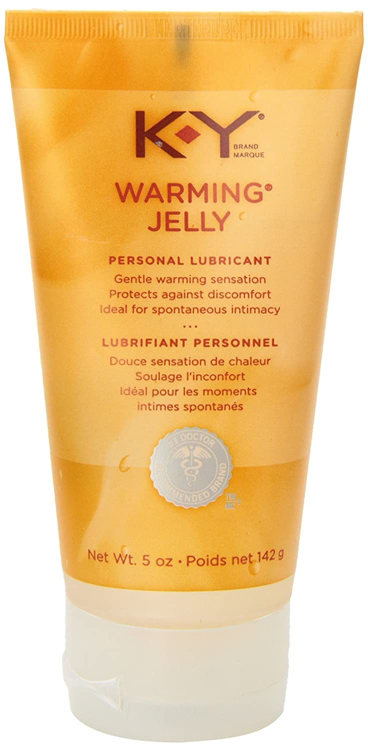 What is ky warming jelly used for