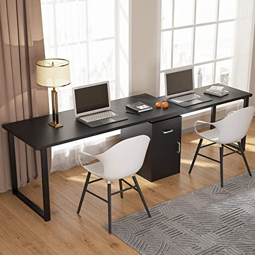 Tribesigns Reversible L Shaped Corner Computer Desk - a good cheap home office desk
