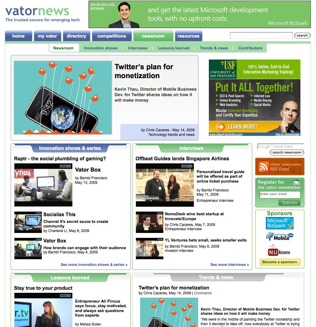Amazon.com: Vator.tv - VatorNews: Vator Inc. - Bambi ...