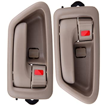 Amazon.com: Door Handles for Toyota Camry CCIYU Door Handle Interior ...